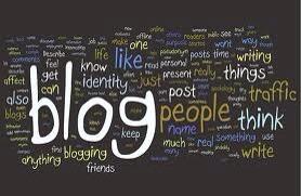 Consider a blog