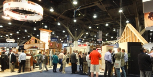 International Builder Show 2012