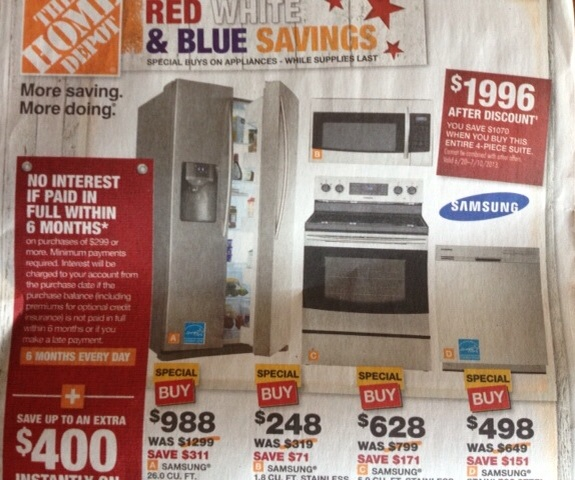 Jun 27, · Some will seek out Lowes and Home Depot July 4th sales and deals in hopes of getting a new lawn mower, grill, new appliance or outdoor patio furniture.4/5.