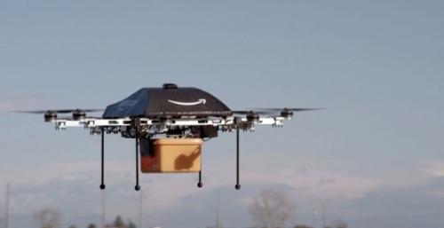 Amazon.com Drone