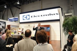 Electrolux Booth KBIS