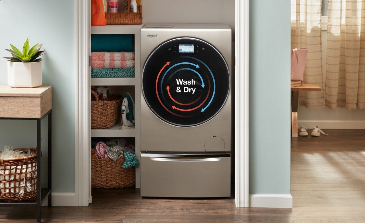 All In One Washer And Dryer From Whirlpool Arizona Wholesale Supply